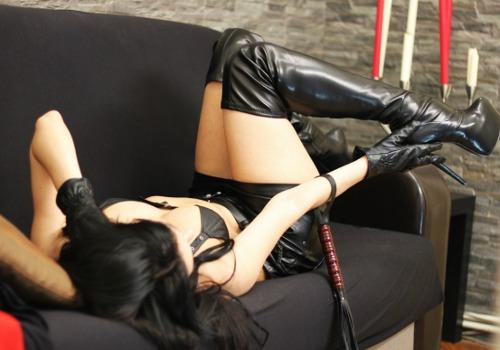 boots mistress