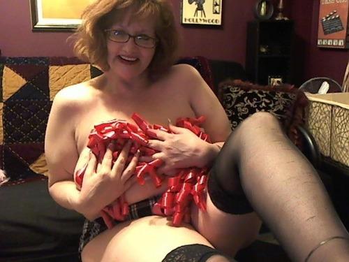 femdom granny bbw