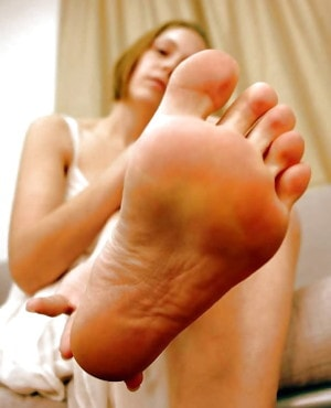 foot fet camgirl