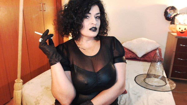 mature dominatrix joi